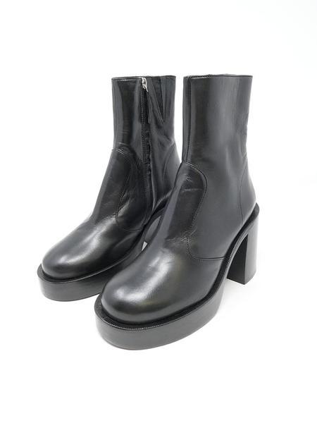 Simon Miller Low Raid Boot - Black