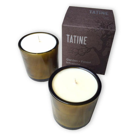 Tatine Garden+Forest Infusions Candle