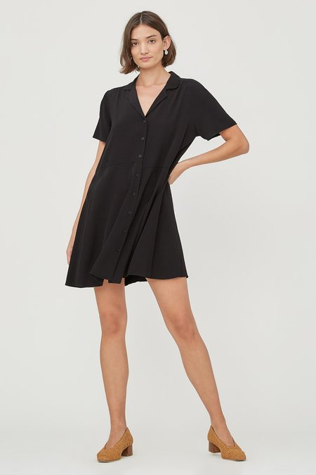 Lacausa Quinn Dress - Tar