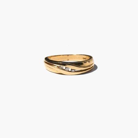 Vintage Kindred Black Achelous Ring