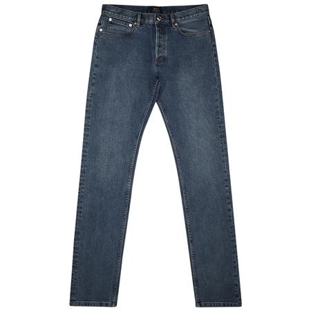 A.P.C. Petit Standard Jeans - Indigo Delave