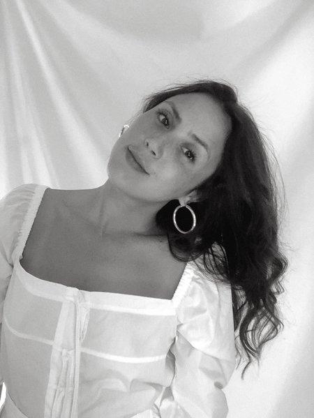 Dal Rae Thalia Top -  White