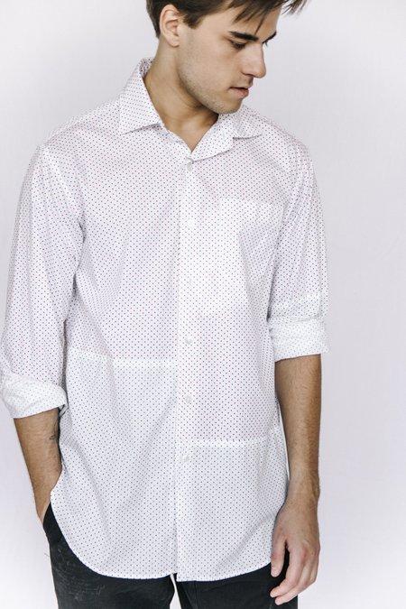 Engineered Garments Button Down Shirt - Polka Dot
