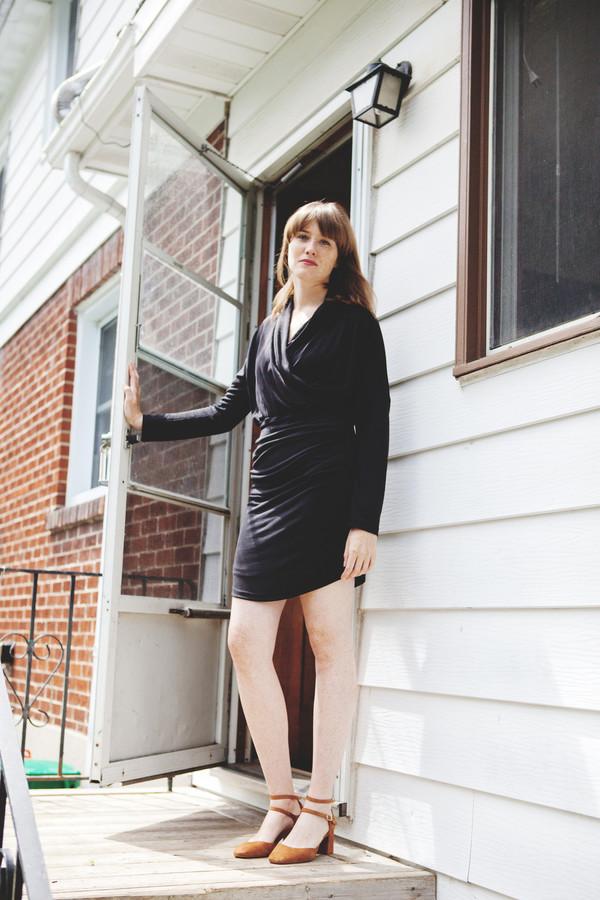 Eve Gravel Aquarius Dress