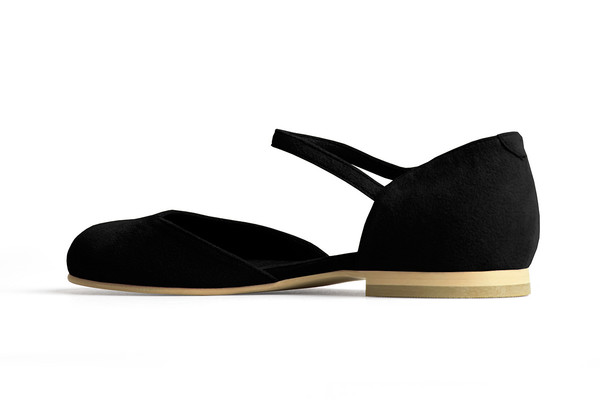 Rafa Mary Jane Ballet Flat –Sloe