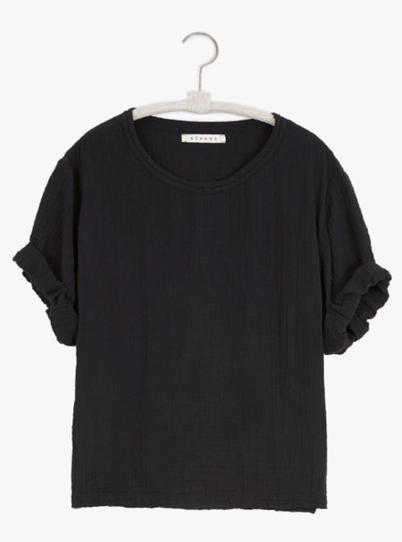Xirena Savoy Top - Black
