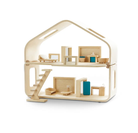 Kids Plan Toys Contemporary Dollhouse