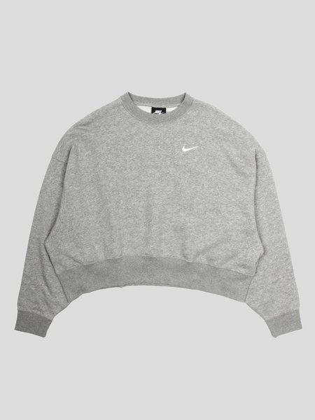 Nike W NSW Essential Crew - Dghr/White