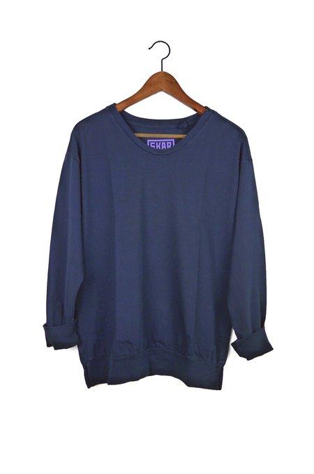 Skargorn Sweatshirt Tee - Marine Wash