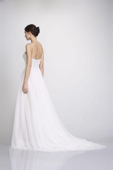 Theia Elizabeth Gown - Ivory