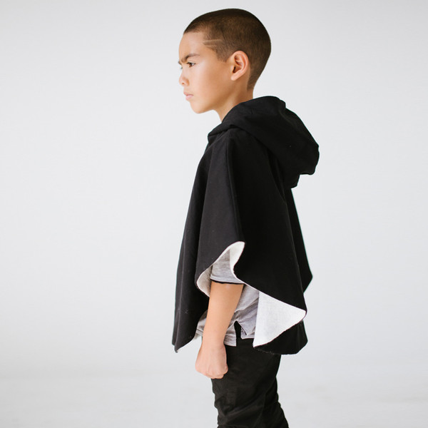 Kid's Age To Come Apparel REVERSIBLE EPOCH CAPE