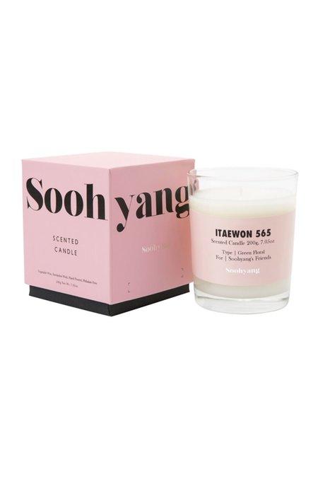 Soohyang Itaewon 565 Candle