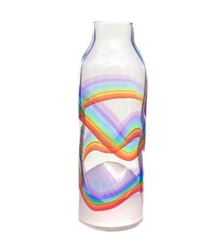 Rainbow Gliass Production Rainbow Carafe