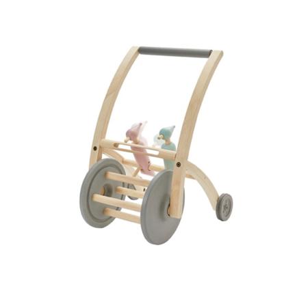 KIDS Plan Toys Woodpecker Walker