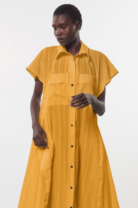 Mara Hoffman Aimilios Dress - Orange
