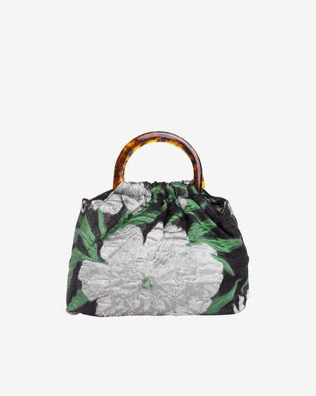 Hvisk Jolly Water Lily Bag - Black