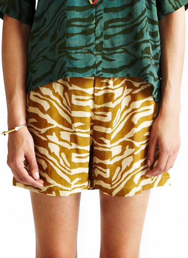 Seek Collective Elsa Shorts