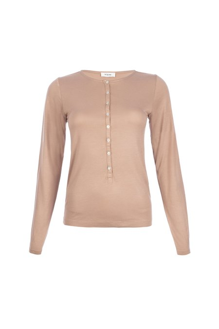 By Signe Yakamoz Blouse - Brown