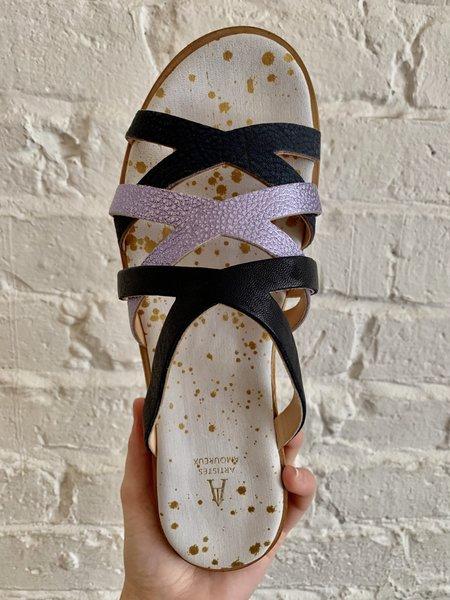 Craie Journal Sandal Trio - Marine