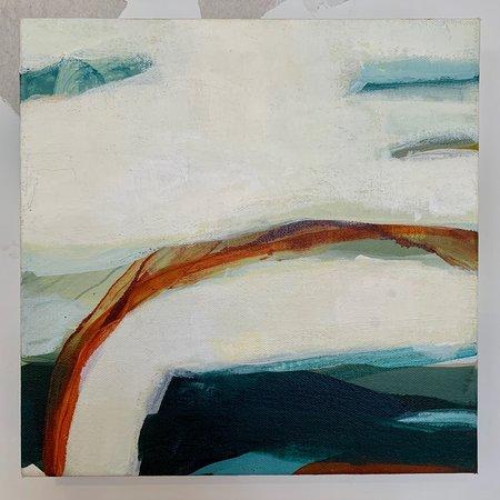 Morgan Dyer 10 x 10 Inches Canvas