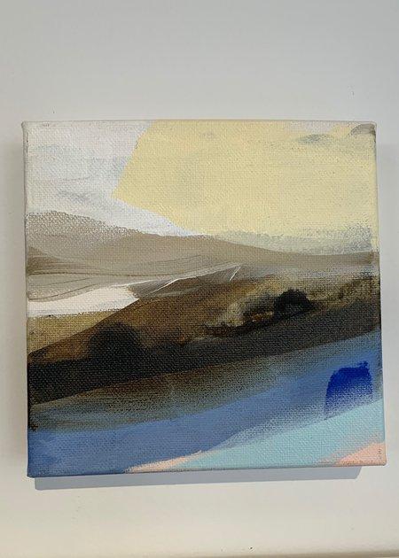 Morgan Dyer 6 x 6 inches Canvas