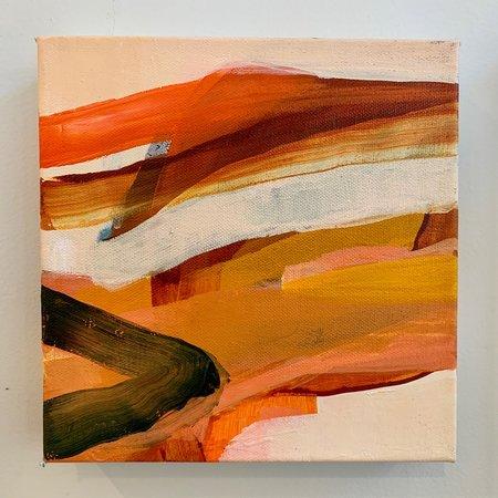 Morgan Dyer 8 x 8 inches Canvas