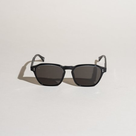 Unisex Raen Aren 53 Sunglasses - Crystal Black