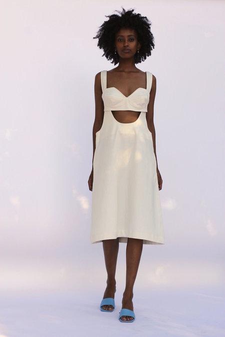 DÉSIRÉEKLEIN Bustier Dress