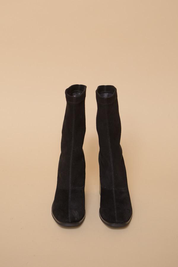 Sol Sana Chloe Boot - Black Suede
