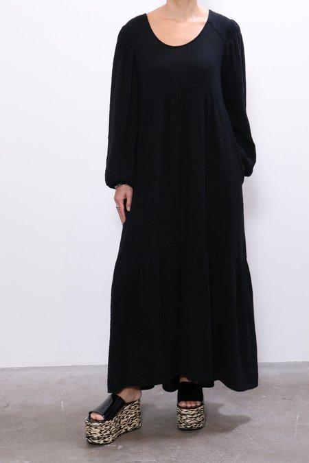Raquel Allegra Empress Dress - Black