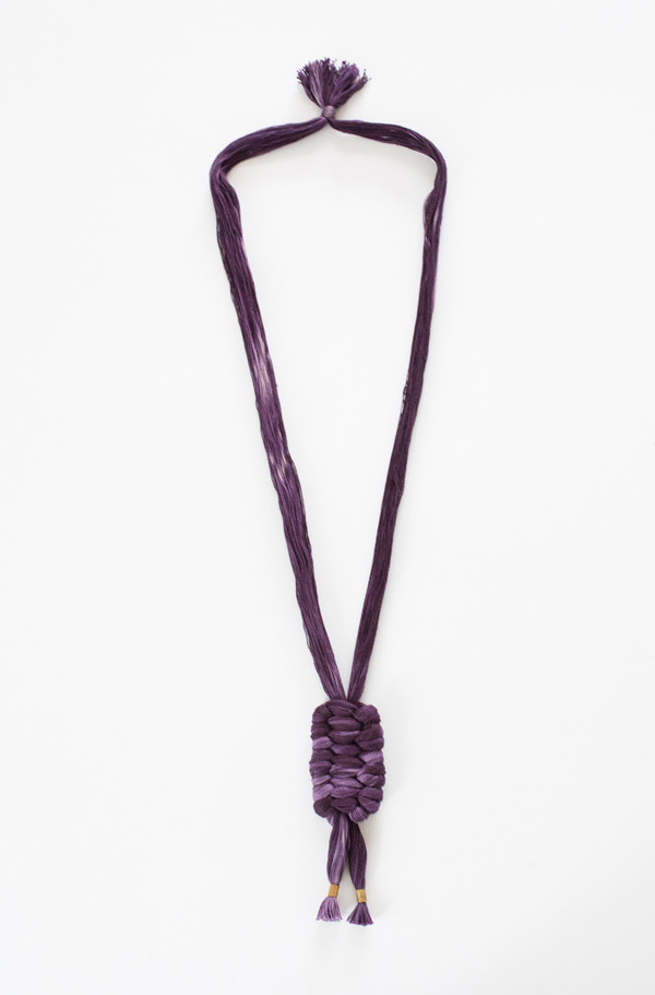 Gamma Folk Necklace No. 14