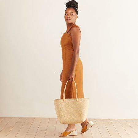 Rita Row Otavia Dress - Camel