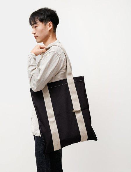 Tender 005 One Strap Tote Bag - Double Indigo