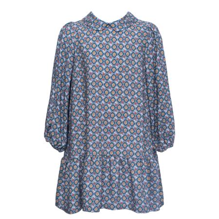 Kids Paade Mode Sage Dress - Grey