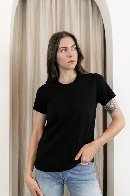 Citizens Of Humanity Frankie Classic T-shirt - Black