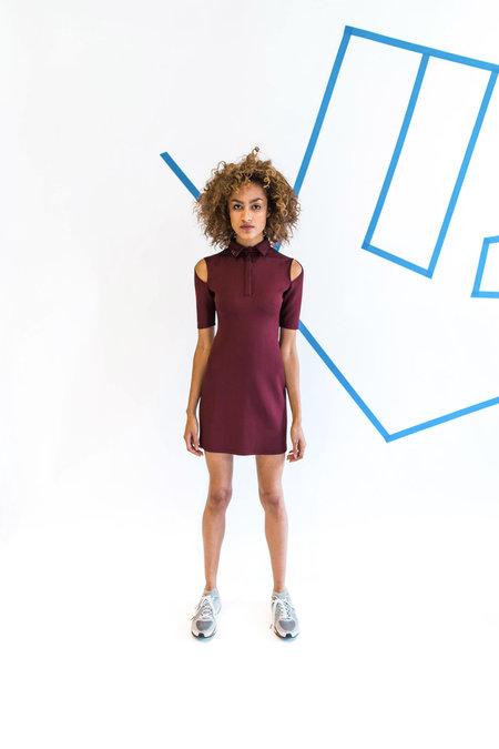 Tosia Suspension Polo Dress