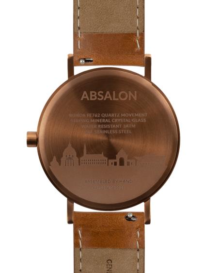 Larsen & Eriksen Reloj Absalon - Copper Copper