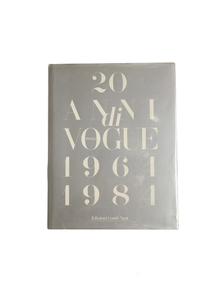 """Conde Nast Publishing """"20 ANNI DI VOGUE 1964-1984"""" by Multiple Authors Book"""
