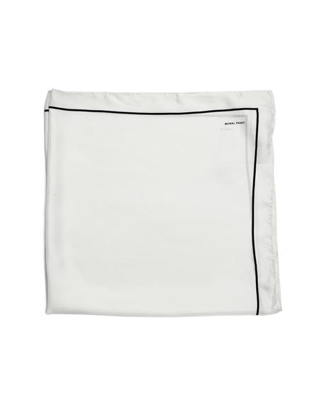 OAMC Silk Scarf - White