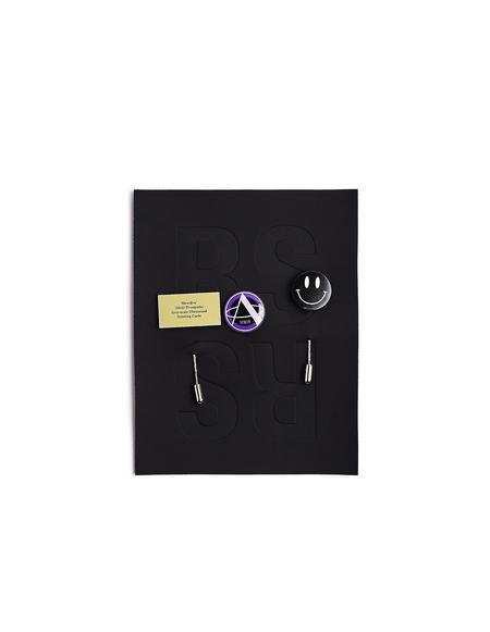 Raf Simons Apollo Pin Set