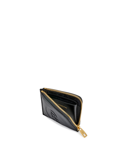 Honey Fucking Dijon Leather Wallet - Black