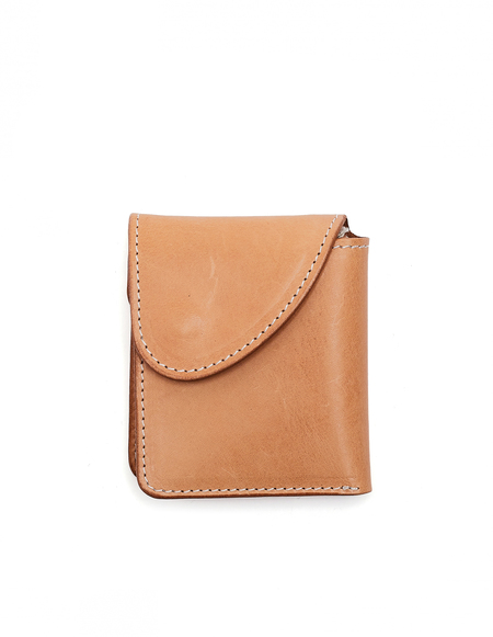 Hender Scheme Leather Wallet - Beige