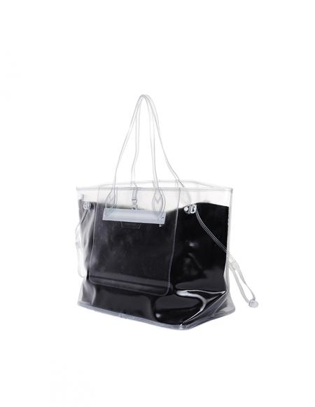 Readymade Transparent Roomy Bag
