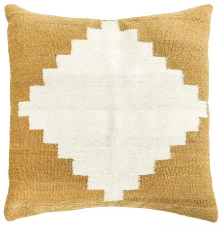 Pampa Puna Floor Cushion #3 - Seagrass & Natural
