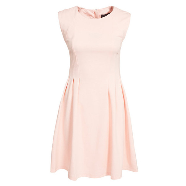 Minimum Ivalo Pink Dress