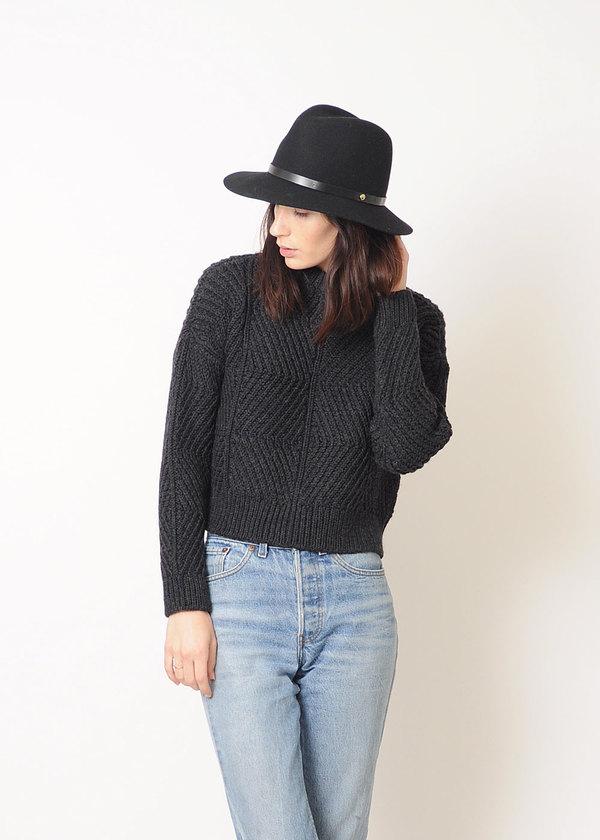 Micaela Greg Bevel Sweater