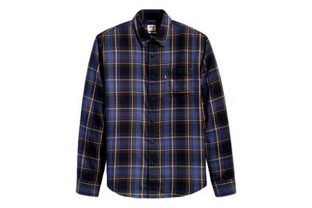 Levi's Sunset One Pocket Standard Shirt - Azriel Golden