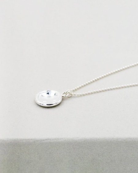 IDAMARI Eyja Necklace - Sterling Silver
