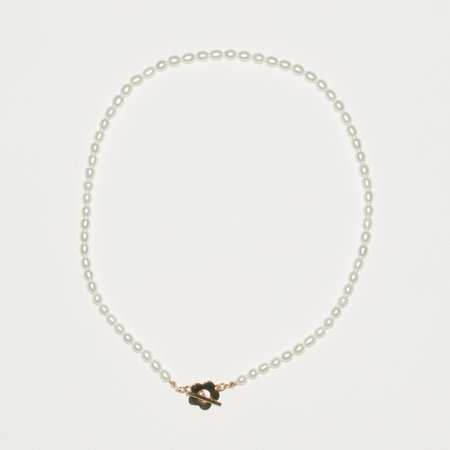 Wolf Circus Sofia Pearl Necklace