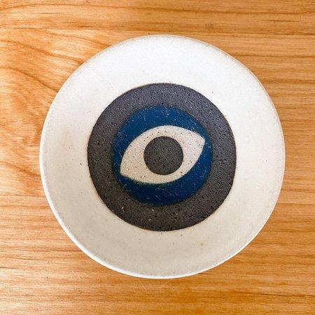 jen e ceramics Mystic Eye Dish